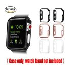 For Apple Watch Case 38mm iWatch Apple Watch Series 3 2 1 Slim Cover Bumper  image