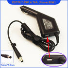 Laptop DC Adapter Car Charger +USB for HP Pavilion G6-2201AX G6-2201EA Lapto