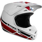 FOX 2018 V1 RED WHITE AND TRUE SE Offroad HELMET MX/ATV/Motocross/Motorcycle