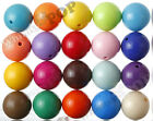 20mm Colorful Chunky Bubblegum Beads, Round Acrylic Beads, Colorful Beads - USA