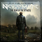 The Year of the Voyager by Nevermore (CD, Nov-2008, 2 Discs, Century Media (USA)