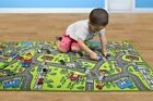 Kids Carpet Road Traffic Playmat Rug City Life Great For Playing Cars Fun Toys