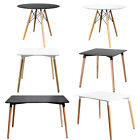 Designer Dining Tables Quality Beech Wood Legs Brand New SELF COLLECTION ONLY
