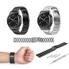 Stainless Steel Strap Wrist Watch Link Band For Samsung Gear S3 Frontier/Classic image