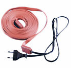 Electric Heating Cable Frost Protection Heater Water pipes Anti-Freeze 1~10m
