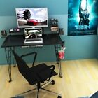 Gaming Computer Desk Laptop Desktop PC Video Games Office Furniture Workstation