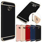 For Samsung Galaxy S6 Edge/ Plus Phone Ultra-Slim Hybrid Electroplate Case Cover