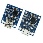 5PCS USB 5V 1A TP4056 Lithium Battery Charger Module Protection Board 1A Li-ion