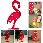 3D Unicorn LED Lamp Decorative Marquee Signs Letter Flamingo Night Light