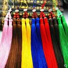 V09 (1,10 pcs) 8cm Long tassel   Twins   (use for earring bookmark runner dress)