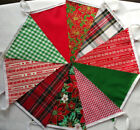 CHRISTMAS XMAS BUNTING DECORATION BANNER GARLAND 10FT / 3m DESIGNS 2018 3 for 2