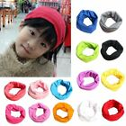 Внешний вид - Baby Cute Winter Warm Star Striped Scarf Kid Boy Girl Cotton O Ring Neck Gaiter
