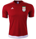 2017/18 Top Training Jersey Of Iran Football,Soccer -Team Melli Red/White