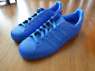 Adidas Superstar Shelltoe Adicolor shoes mens new S80327 royal blue
