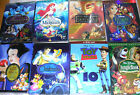 Disney Pixar DVD Movies Lot - Choose Your  Titles Save on Shipping w/ Multiple