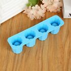 Summer Ice Cube Maker Genie Silicone Ice Bucket The Space Saving Ice Cube Tray