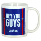 THE GOONIES SLOTH HEY YOU GUYS BOXED MUG 80s Film Movie Official Retro Gift