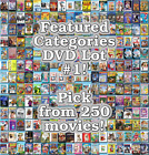 princes and frog - Featured Categories DVD Lot #1: DISC ONLY - Pick Items to Bundle and Save!