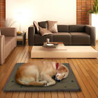 Dog Bed Travel Cushion WATERPROOF Quilted Feeding Sleeping Mat  Kitten Puppy Bed