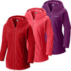 "Внешний вид - New Womens Columbia ""Benton Springs II"" Long Hoodie Fleece Jacket Sweaters"