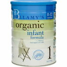 Bellamy's Organic Infant Formula 900gm (Stage 1/2/3 - Australia Stock)