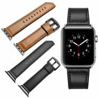 Genuine Leather Watch Strap Watch Band for iWatch Apple Watch 3 2 1 42/38mm