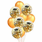 Kyпить Gold Happy Birthday Bunting Banner Balloons 18/21st/30/40/50/60th Party Decor на еВаy.соm