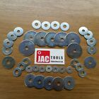 REPAIR PENNY WASHERS FOR BOLTS & SCREWS MUDGUARD STAINLESS STEEL A2 M5 M6 M8 M10
