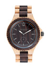 WeWood Watch 100% Natural Wood. Style Siko Beige Choco
