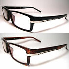 Reading Glasses Man Woman Spring Temple Plastic MagnifyFull Power Strength-RE295