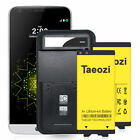 Taeozi Replacement Battery for LG G5 H820 VS987 LS992 H830 or Backup AC charger