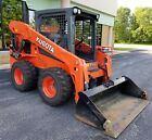 2016 KUBOTA SSV75 SKID STEER LOADER w/ BUCKET - LOW HOURS - Diesel - Bobcat S650