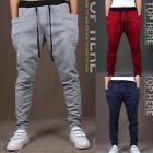Hot Men Sport Long Pants Gym Fitness Running Tracksuit Jogger Casual Trousers po