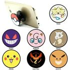 Pokemon Finger Grip Strap Expanding Universal Pop Out Phone Holder Stand