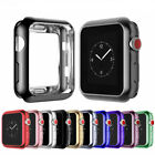 TPU Bumper iWatch Protector Case Cover 38/42mm For Apple Watch Series 3 / 2 / 1 image