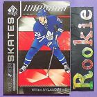 WILLIAM NYLANDER   2016/17 SP Auth  Silver Skates  #SSWN  Maple Leafs  ROOKIE