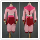 Avatar Legend of Korra Ty Lee Outfit Cosplay Costume Custom Made