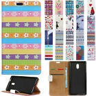 Leather Magnetic Flip Stand Card Slot Wallet Phone Case Cover For Xiaomi Noia