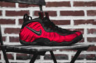 Nike Air Foamposite Pro University Red Black Varsity Bred 624041-604 One 1 Penny