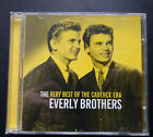 """The Everly Brothers CD, """"The very best of the cadence era"""", TTOP-Zustand"""