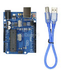 UNO R3 ATmega328P ATMEGA16U2 Board For Arduino Compatible+USB Cable IT