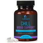 Anxiety and Stress Relief Pills, Natural Herbal Supplement, 1000mg FREE SHIPPING $17.92 USD on eBay