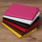Fashon Candy Color Leather magnetic cover stand for ipad Min/#N