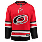NHL Carolina Hurricanes Fanatics Branded Home Breakaway Jersey Shirt Mens $123.54 USD on eBay