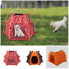 Pet Soft Playpen Dog Cat Puppy Outdoor Enclosure Play Crate Cage Tent Portable
