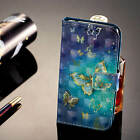 Patterned Magnetic Leather Wallet Case Cover For Sony Xperia XA1/XA2 Ultra XZ L1
