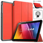 Smart LEATHER Magnetic Flip Stand Case cover For ASUS ZenPad 10 (Z301MF) 10.1""