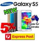 New Samsung Galaxy S5 Smg900 4g Lte Unlocked Warrnty From Sydney
