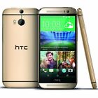 "New HTC One M8 4G LTE GSM Unlocked 32GB 5.0"" Android Smartphone Mobile Phone"