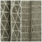 Upholstery Fabric Geometrical Chenille Design Curtain Sofa Cushion Material